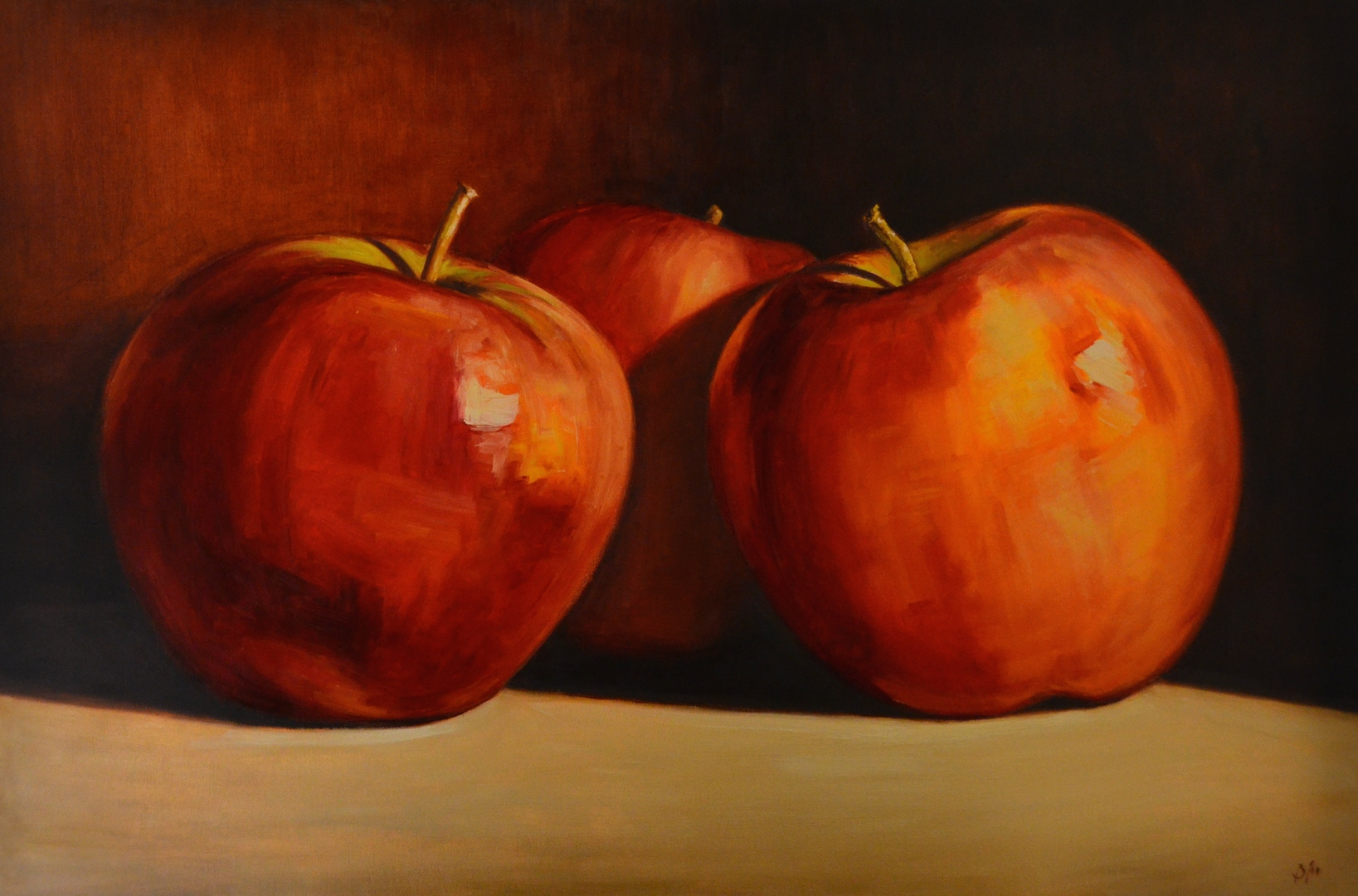 """""""The Big Apples"""" by Begoña Morton"""
